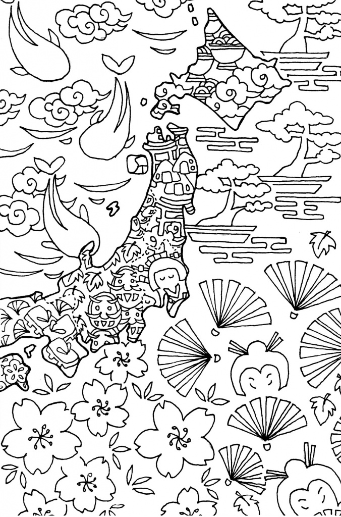 japan - symbolic japan