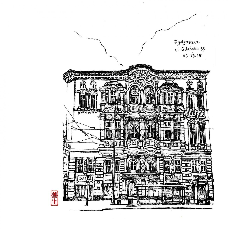 Building – Bydgoszcz Gdanska N°63