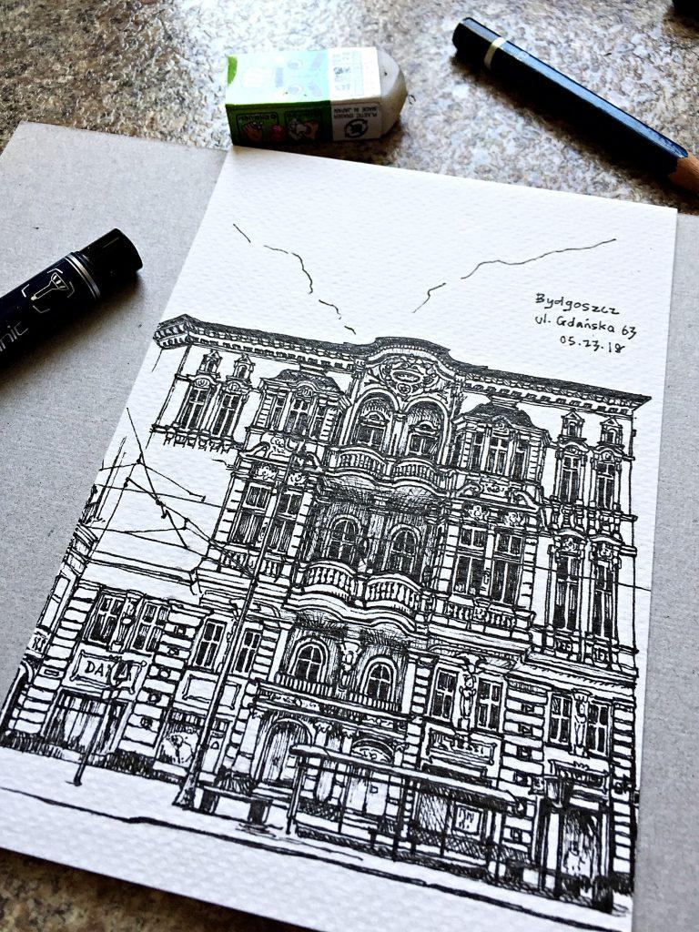 original: Building – Bydgoszcz Gdanska N°63