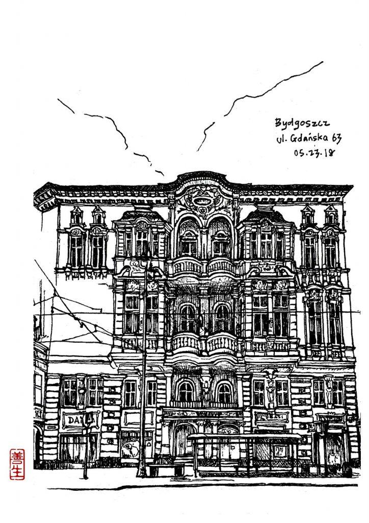 digital: Building – Bydgoszcz Gdanska N°63