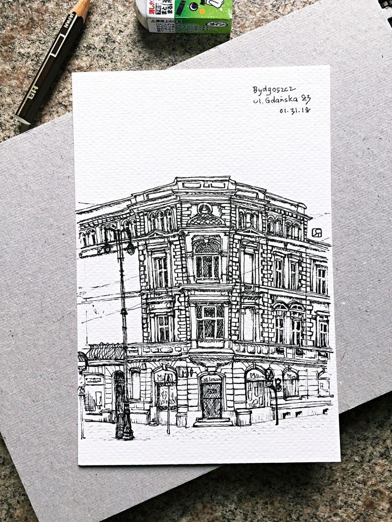 original: Building – Bydgoszcz Gdanska N°83
