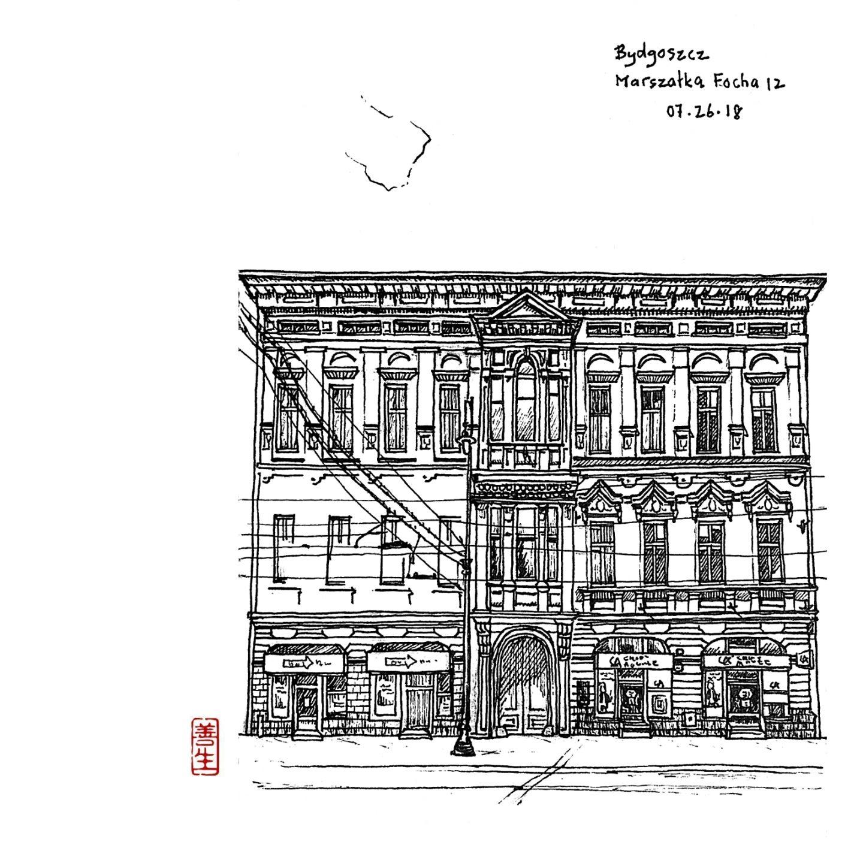 Building – Bydgoszcz Marszałka Focha N°12