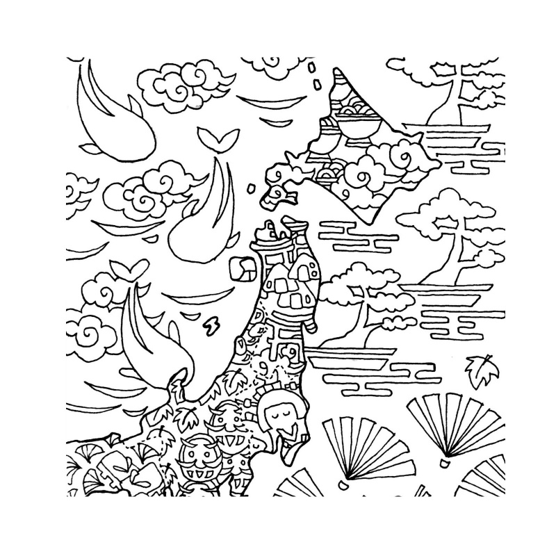 Country – Symbolic Japan