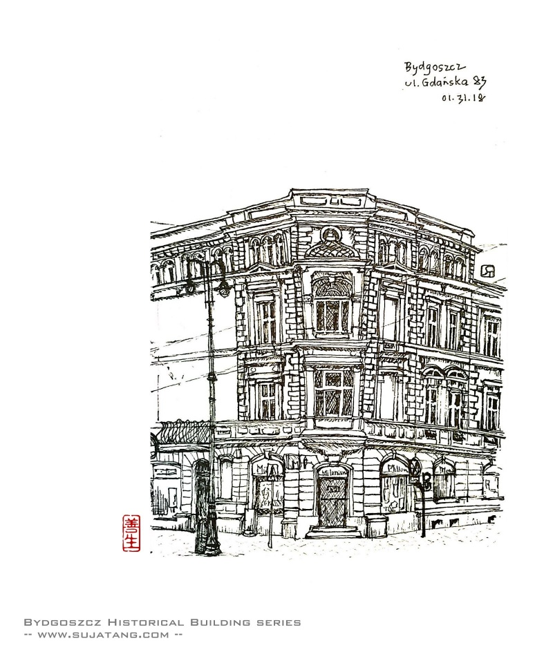 Building – Bydgoszcz Gdanska N°83