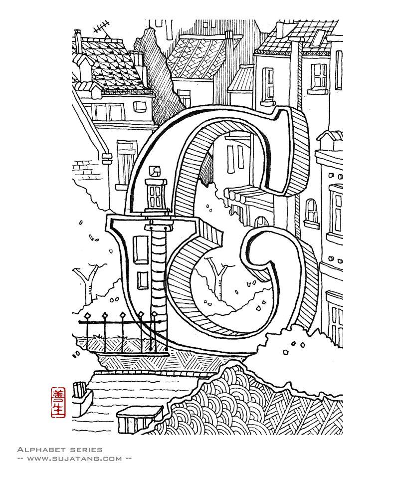 Alphabet – Letter C